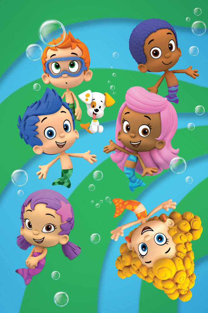 Race Gender And Representation In Bubble Guppies Owls