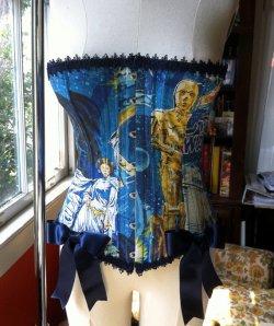 Star Wars corset